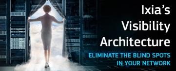 Ixia's Visibility Architecture